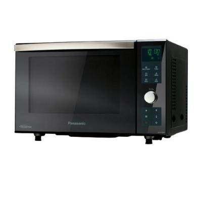 Recensione Forno a microonde crisp Panasonic NN-DF383BEPG