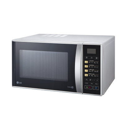 Forno a microonde crisp LG MH6342BPS con cottura Crusty