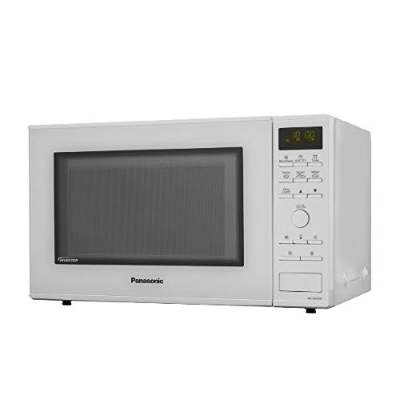 Forno a microonde crisp Panasonic NN-GD452WEPG con Panacrunch