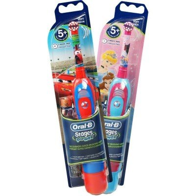 Recensione Oral-B Kids Stages Power 400