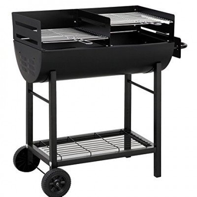 Barbecue Tepro Detroit 1037 a carbone