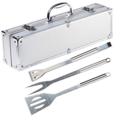 Accessori barbecue Ultranatura in valigetta di alluminio