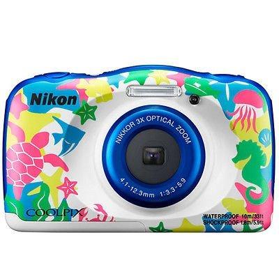 Fotocamera digitale Nikon COOLPIX W100