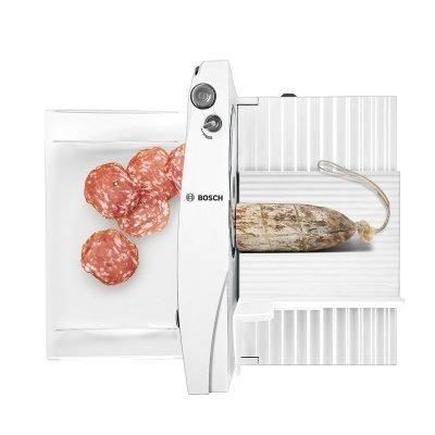 con la Bosch MAS4104W si possono tagliare molti alimenti