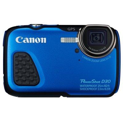 Fotocamera digitale Canon PowerShot D30