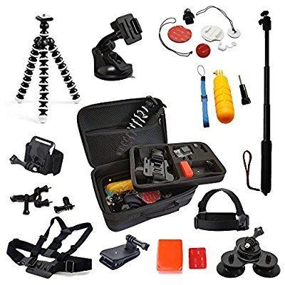 Fotocamera digitale Tectectec XPRO4 + accessori IMG 2