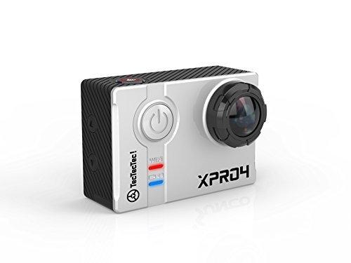 Fotocamera digitale Tectectec XPRO4 di colore silver IMG 3