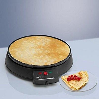 crepiera Clatronic CM 3372 Crepe Maker per crepes dolci e salate IMG 3