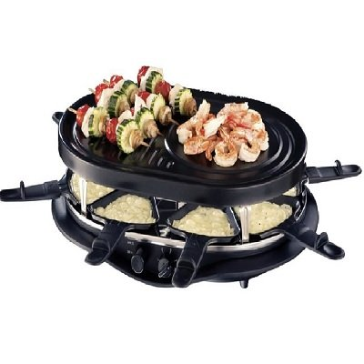 tante ricette con la crepiera raclette Russell Hobbs 21000-56 IMG 3