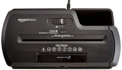 pannello controllo di AmazonBasics PBH-55473