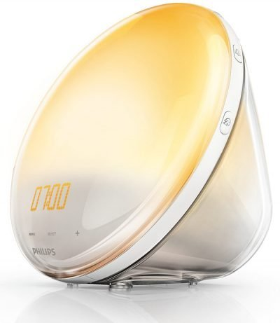 Recensione Wake-up Light Philips HF 3520/01