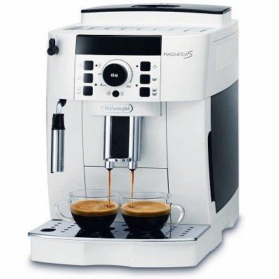 Macchina da caffè De Longhi Magnifica S ECAM 21.110.W