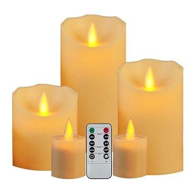 Candele a led Smtyle YBL 1-6