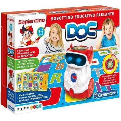 Robottino educativo Clementoni 11112 Sapientino DOC