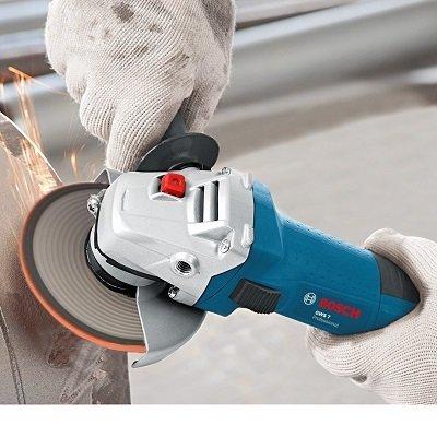 Smerigliatrice Bosch GWS 7-125 - MigliorPrezzo.it