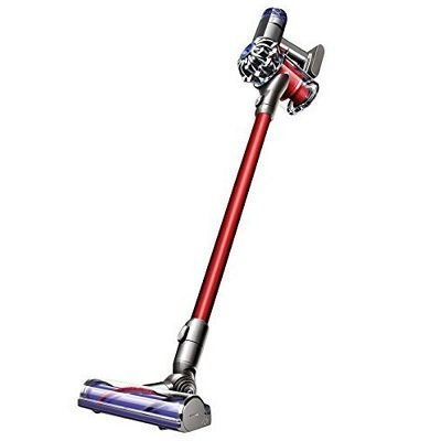 Recensione Dyson V6 Total Clean