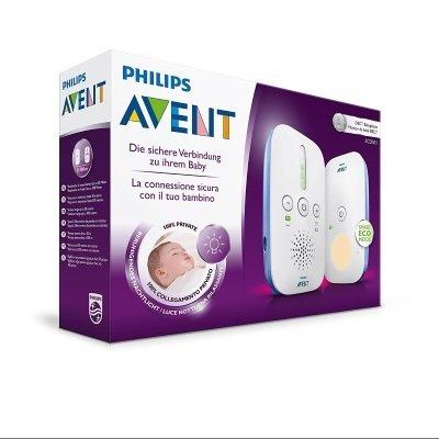 confezione Baby monitor Philips SCD501 00 Avent IMG 5