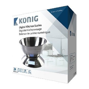 Bilancia da cucina König HC-KS32 2 IMG 2