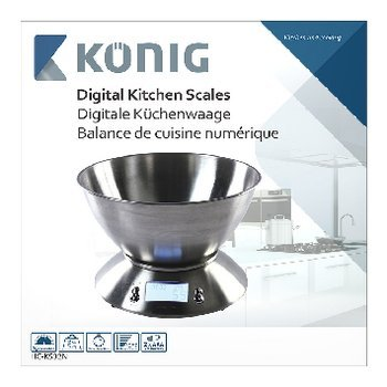 Bilancia da cucina König HC-KS32 3 IMG 3