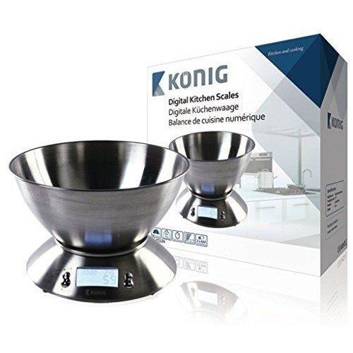 Bilancia da cucina König HC-KS32 4 IMG 4
