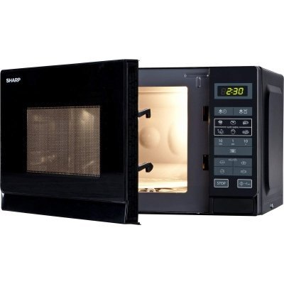 Forno a microonde Sharp R-242 BKW 2 IMG 1