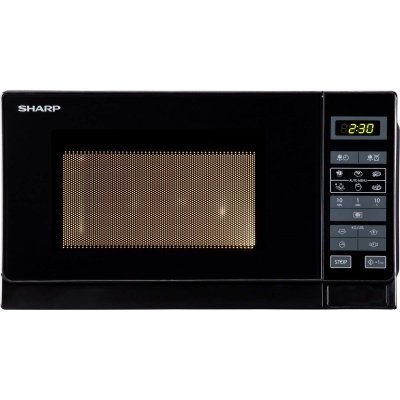 Forno a microonde Sharp R-242 BKW 3 IMG 2