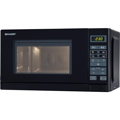 Forno a microonde Sharp R-242 BKW IMG 3