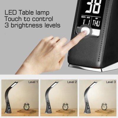 lampada da tavolo WILIT® U2 5W tre modalità di illuminazione IMG 2