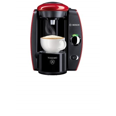 Rosso BOSCH Tassimo Macchina per il caffè