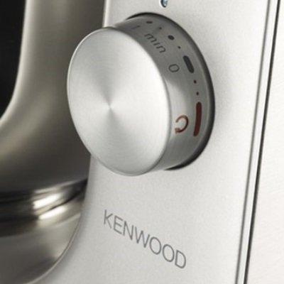 Mixer multifunzione Kenwood kMix KMX51G dettaglio manopola regolazione velocità IMG 4