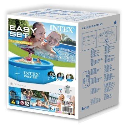Piscina Intex Easy set 244 x 76 cm 3 IMG 2
