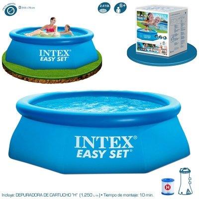 Piscina Intex Easy set 244 x 76 cm 5 IMG 4