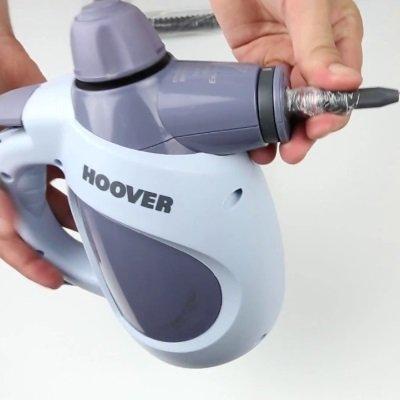 Pistola a vapore Hoover SSNH1000 SteamJet Handy Pod pulizia e igienizzazione IMG 3