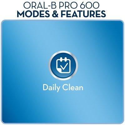 Spazzolino elettrico Oral-B PRO 600 5 IMG 4