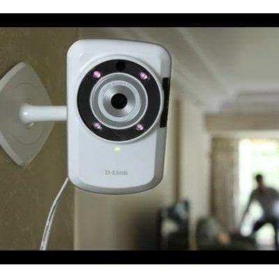 Telecamera di sorveglianza D-Link DCS-932L 5
