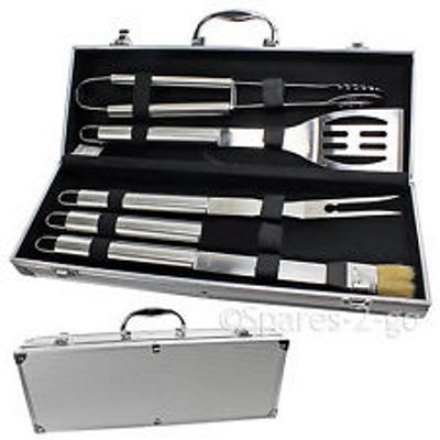 valigetta set accessori barbecue electrolux