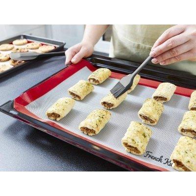 acessori barbecue Set di 3 pezzi French Kuisine spatola cucchiaio e pennello in Silicone 4 IMG 3