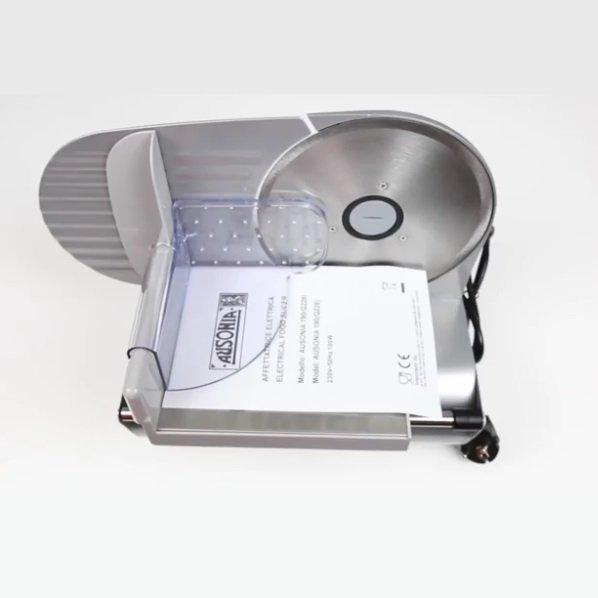 affettatrice RGV Ausonia 190 per uso domestico IMG 3