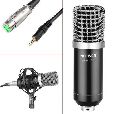 microfono neewer NW-700 cavi IMG 3