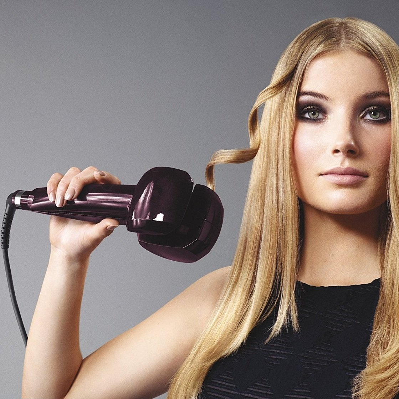 Arricciacapelli Babyliss C1050E Curl Secret Ionic professionale con segnali acustici IMG 5