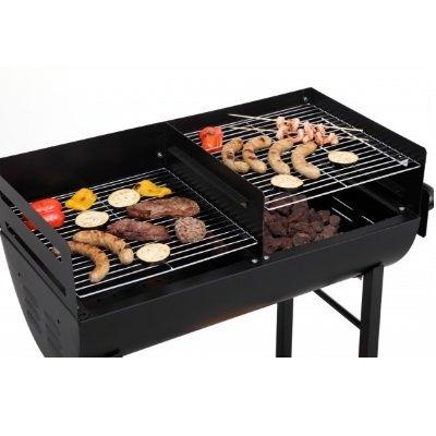 Barbecue Tepro 1037 Detroit a carbonella con doppia griglia IMG 4