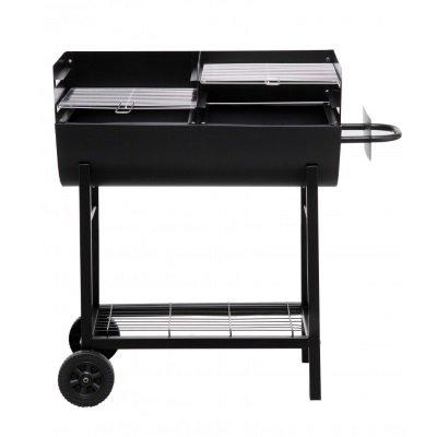 Barbecue Tepro 1037 Detroit a carbonella con ruote IMG 2