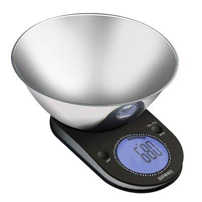 Bilancia da cucina Duronic KS5000
