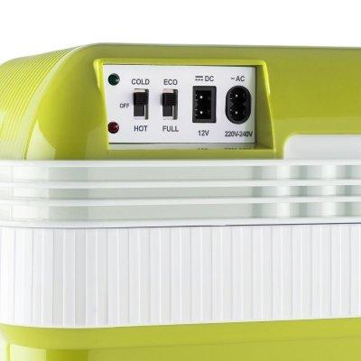 borsa frigo elettrica Klarstein Big Picknicker consumo alimentazione