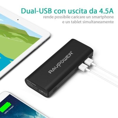 dual-USB caricabatterie rawpower IMG 3