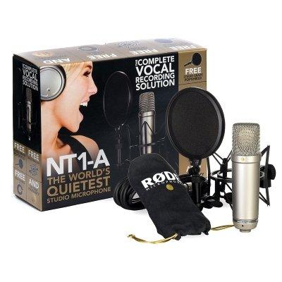 microfono NT1-A rode box IMG 3