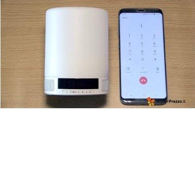 connettività della wake up light Doupi connessione IMG 4