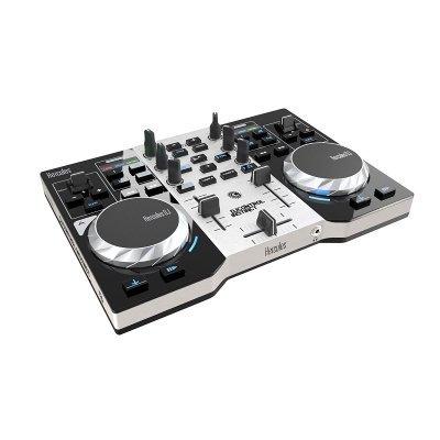console DJ hercules Control Istinct S section IMG 1