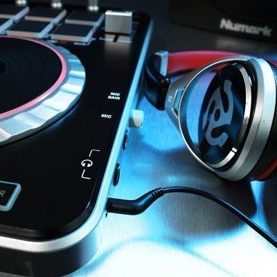 console dj numark pro II input