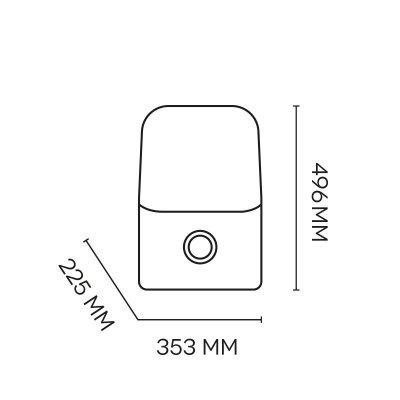deumidificatore argoclima dry digit 17 dimensioni IMG 4